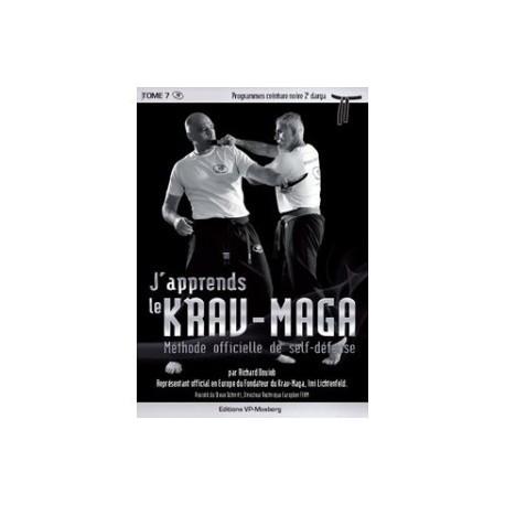 livre Krav-Maga programme ceinture noire 2 darga
