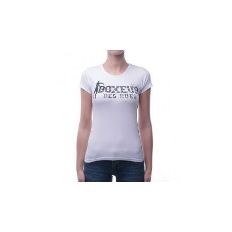 T-shirt Boxeur des Rues lady