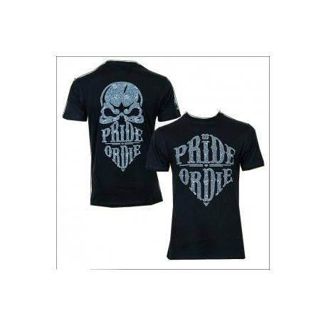 T-shirt Pride or Die Reckless Paisley