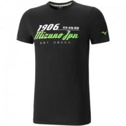 T-shirt à manches courtes Mizuno Heritage JPN