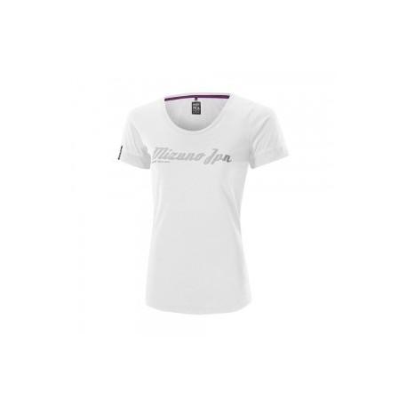 T-shirt femme manches courtes Mizuno