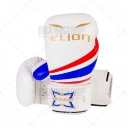 Gants de boxe ELION Born in Thailand - White