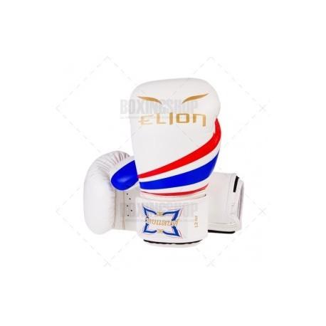 Gants de boxe ELION Born in Thailand - White