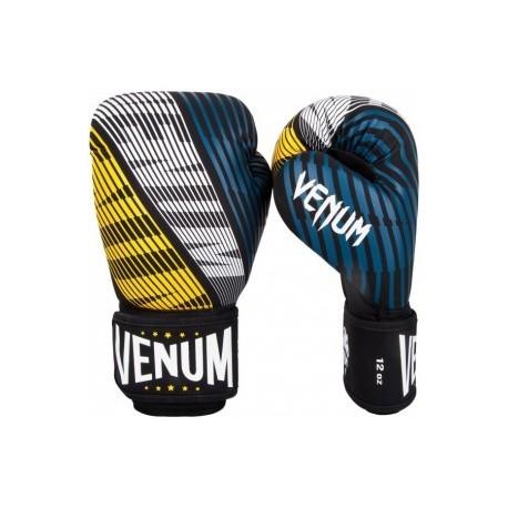 Gants de boxe Venum Plasma - Noir/Jaune