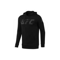 UFC PULLOVER HOODIE BLACK - REEBOK
