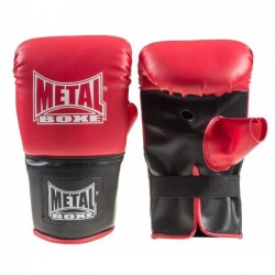 Gants de sac Métal boxe
