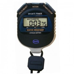 Chronometre 2 temps - Precision - Pile lithium
