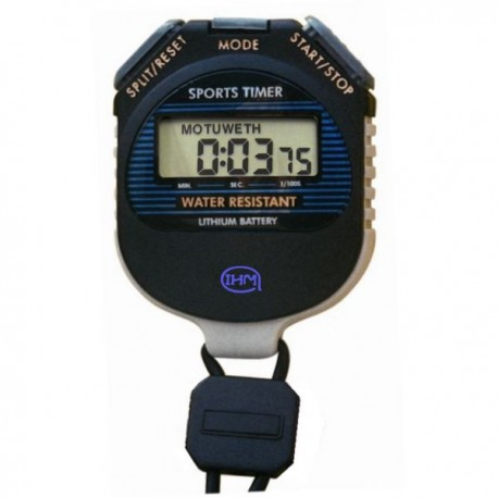 Chronometre 2 temps - Precision - Pile lithium