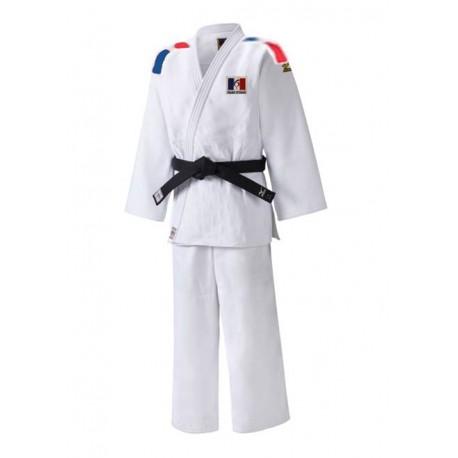Judogi Blanc France Vétérans