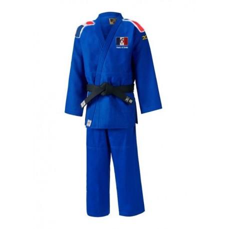 Judogi Bleu France Vétérans