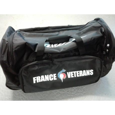Sac à roulettes France Vétérans