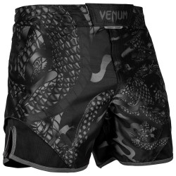 Fightshort court Venum Dragon's Flight