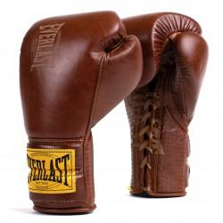 Gants Everlast 1910 sparring brown