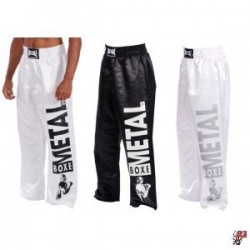 PANTALON FULL CONTACT VISUAL METAL BOXE
