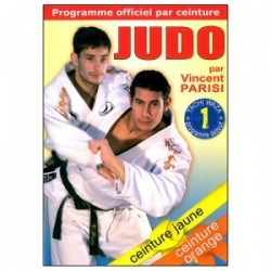 JUDO Programme officiel par ceinture v.1
