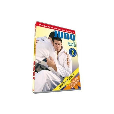 JUDO Programme officiel par ceinture v.2