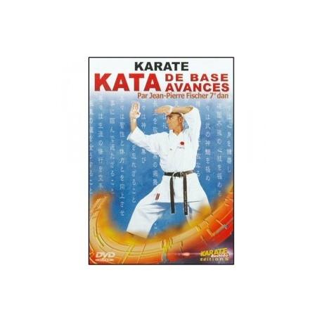 KARATE Kata de base avances v.1