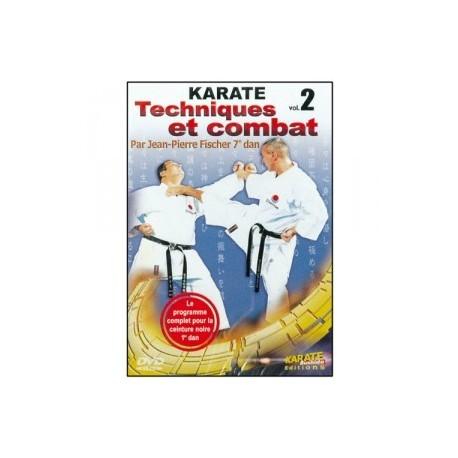 KARATE Techniques et combat v.2
