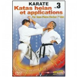 KARATE Katas Heian et applications v.3