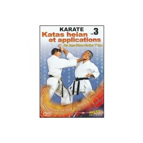 KARATE Katas Heian et applications v.3