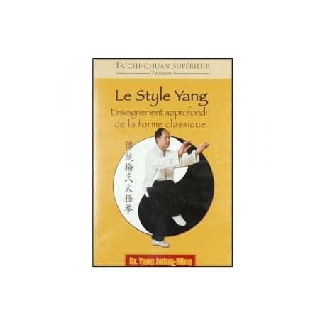 TAI-CHI CHUAN Style Yang