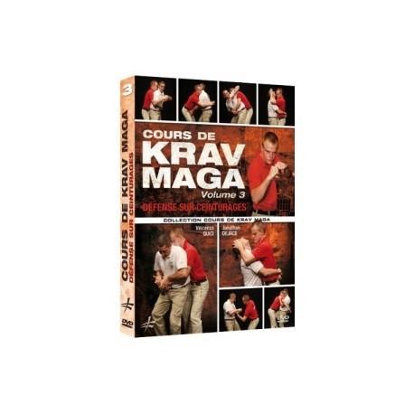 DVD cours de Krav-Maga volume 3