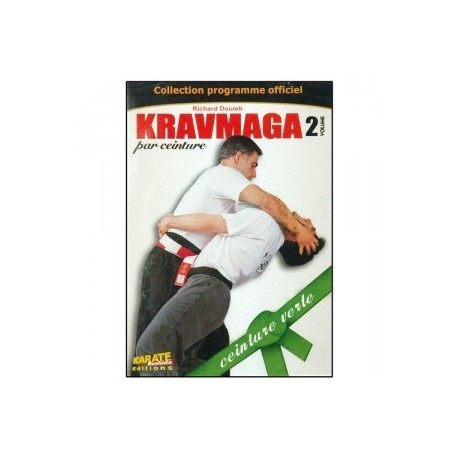 KRAVMAGA par ceintures: verte