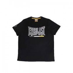 tee shirt everlast 1910 Noir