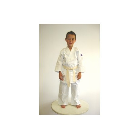 kimono pratiquant