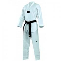 Dobok Taekwondo ADIDAS ADIS01-WH