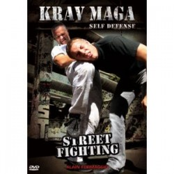 Krav Maga self défense (street fighting)