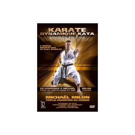 Karaté Dynamique Kata volume 1