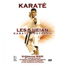 Les 5 Heian - Karaté Shotokan