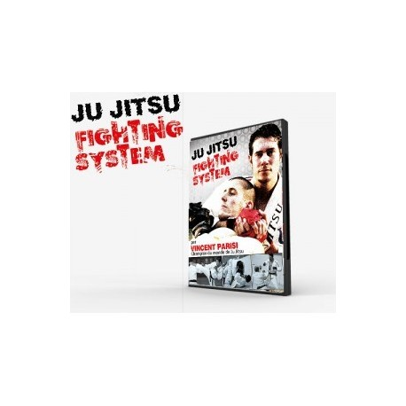 DVD Ju Jitsu Fighting System
