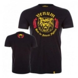 T shirt Venum natural fighter bear