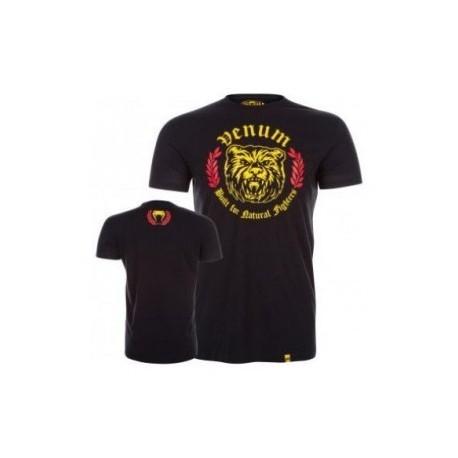 T shirt Venum natural fighter bear
