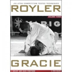 Dvd Royler Gracie Vol.3