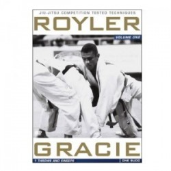 Dvd Royler Gracie Vol.1