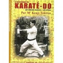 L'histoire Du Karaté Do