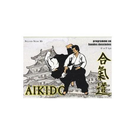Aikido - programme en bandes dessinées