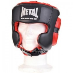 Casque Metal Boxe MB421