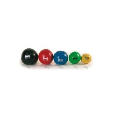 Medecine Ball metal boxe