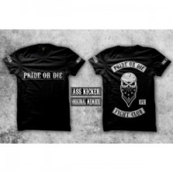 T shirt Pride Or Die - Fight Club
