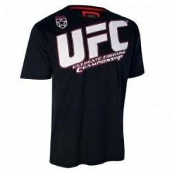 T shirt UFC Crest Black