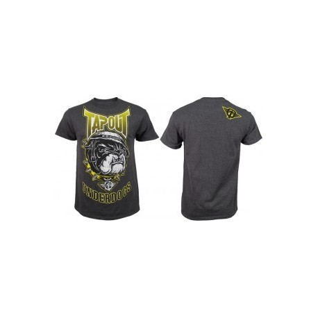 T shirt Tapout Under Bulldog