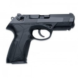 Pistolet caoutchouc - type Glock