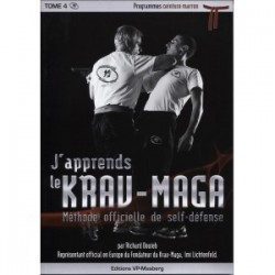 j'apprends le kravMaga  ceinture marron