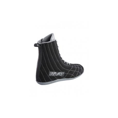 Chaussure RivatFlag bicolore noir/blanc
