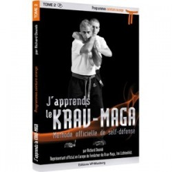 j apprend le krav maga ceinture orange