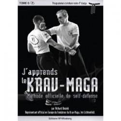 j'apprends le kravMaga  ceinture noire 1e darga